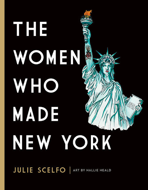 STRONG | Strong New Yorkers: Review of Julie Scelfo's The Women Who Made New York