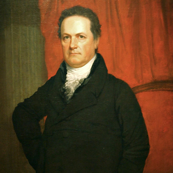 "FEARLESS | Makers, Movers, and Shakers: Fearless DeWitt Clinton and His ""Ditch"" Crowned the Empire State"