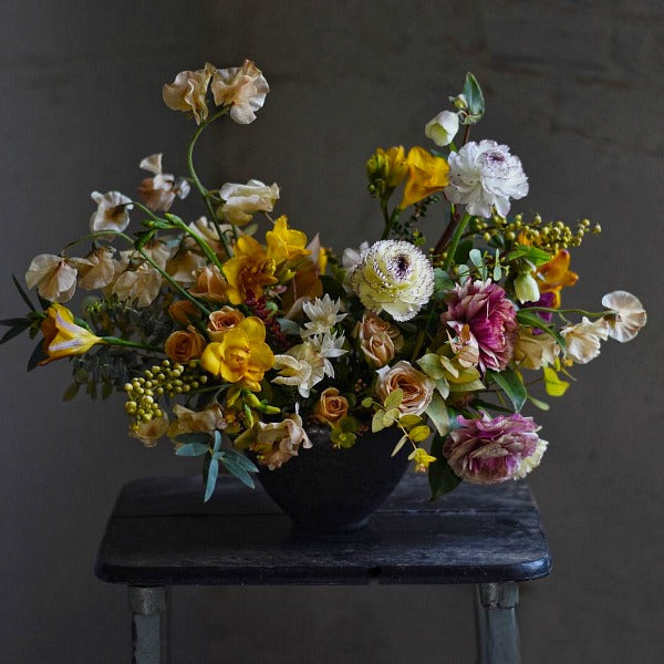 BLOOMING | Floral Roundtable: Three New York floral designers share their work and their advice for curating a personal and picture-perfect floral design at your wedding