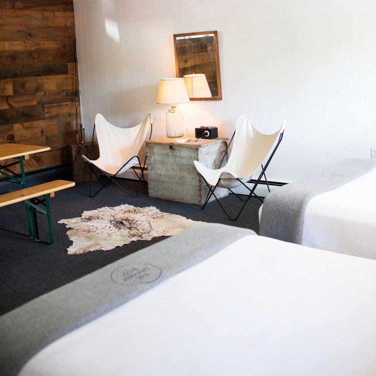 Chic, Quirky Lodging in the Catskills