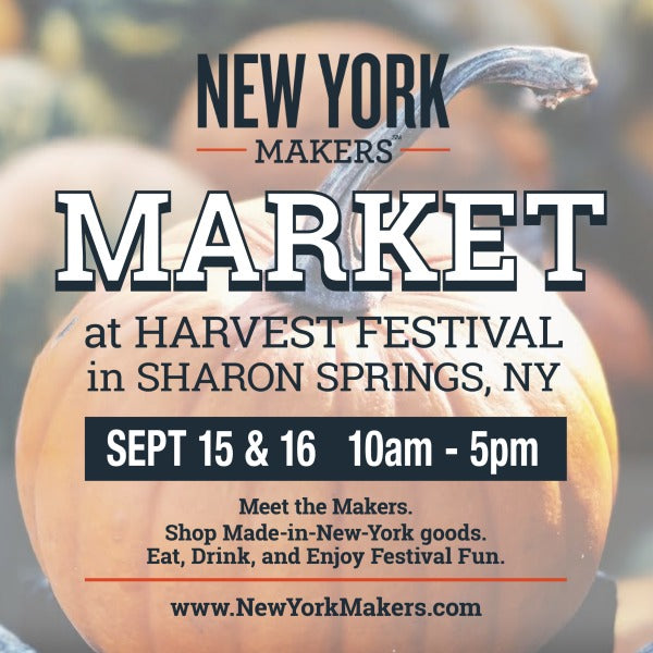 NEWS | Shop Local with New York Makers at Beekman's Harvest Fest!