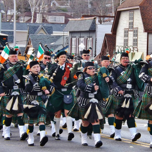 STRONG | Celebrate St. Patrick's Day: New York State Parades, Food Festivals, and More