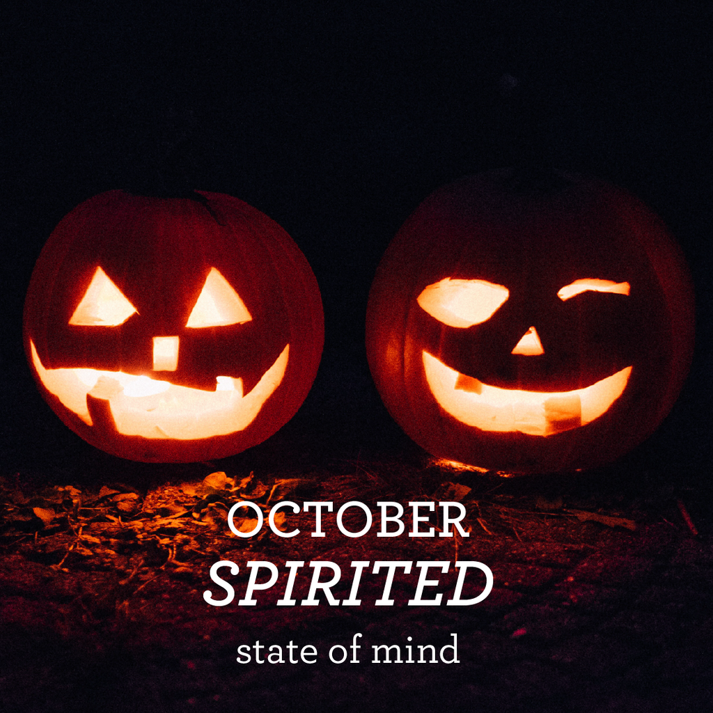 "October 2017: New York ""Spirited"" State of Mind"