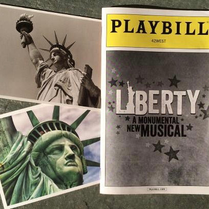 "Review: ""Liberty: A Monumental New Musical"""