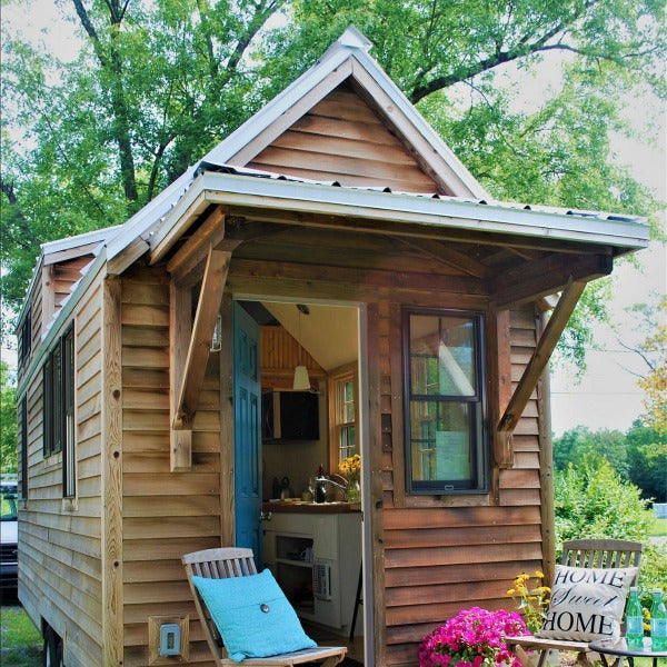 GREEN | Tiny Home, Green Living