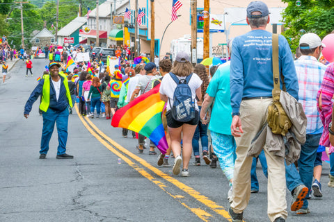 hudson valley pride parade