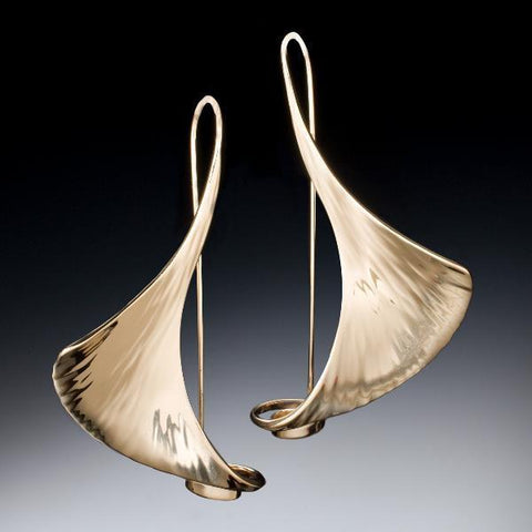 Stephen LeBlanc's Gingko Earrings