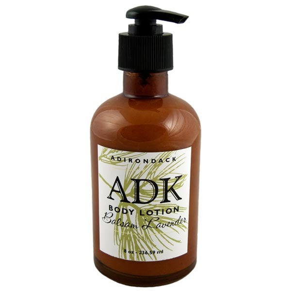 Balsam Lavender Lotion - Adirondack Fragrance & Flavor Farm - New York Makers
