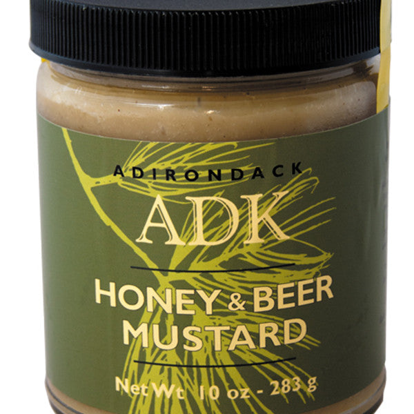 Honey & Beer Mustard