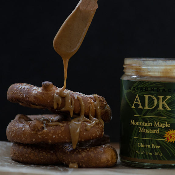 Artisan Mustards - Adirondack Fragrance & Flavor Farm - New York Makers