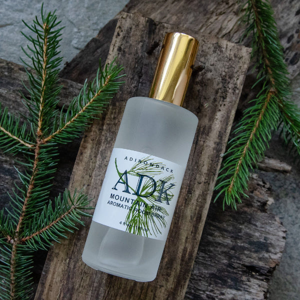 Mountain Air Aromatic Room Spray - Adirondack Fragrance & Flavor Farm - New York Makers