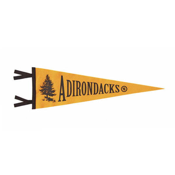 Adirondack Pennant - Oxford Pennant - New York Makers