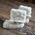 Alpaca Baby Booties in Multiple Colors - Alicia Adams Alpaca - New York Makers