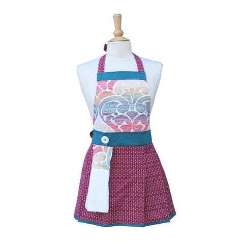 Kids Apron in Multiple Patterns