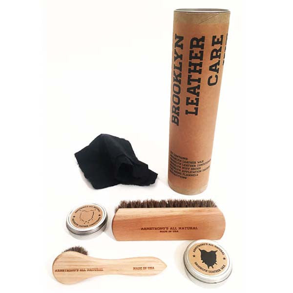 All-Natural Leather Care Kit