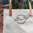 Market Tote - The Farmhouse Project - New York Makers