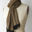 Bamboo Leno Scarf in Multiple Colors - frittelli & LOCKWOOD - New York Makers