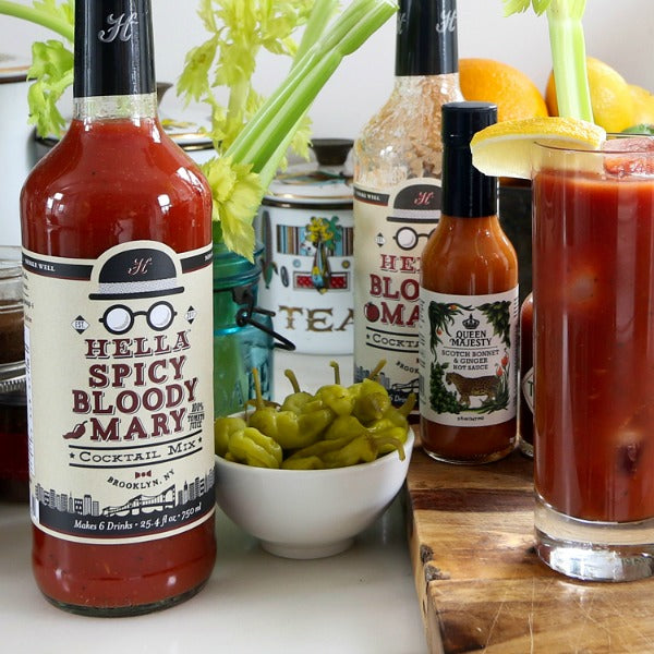 Bloody Mary DIY Cocktail Kit