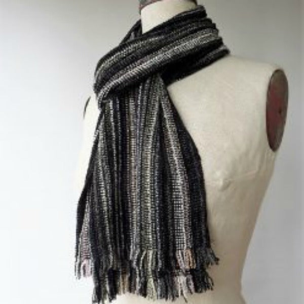 Chenille Corduroy Scarf in Multiple Colors