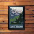 Catskills Print - Lionheart Graphics - New York Makers