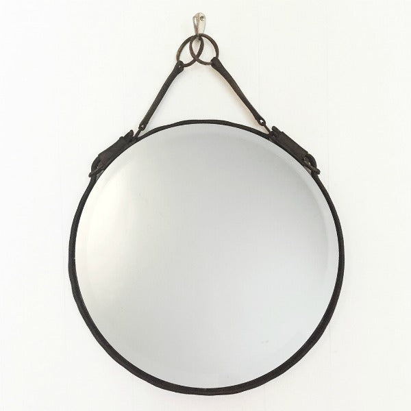 Equestrian Double Ring Mirror