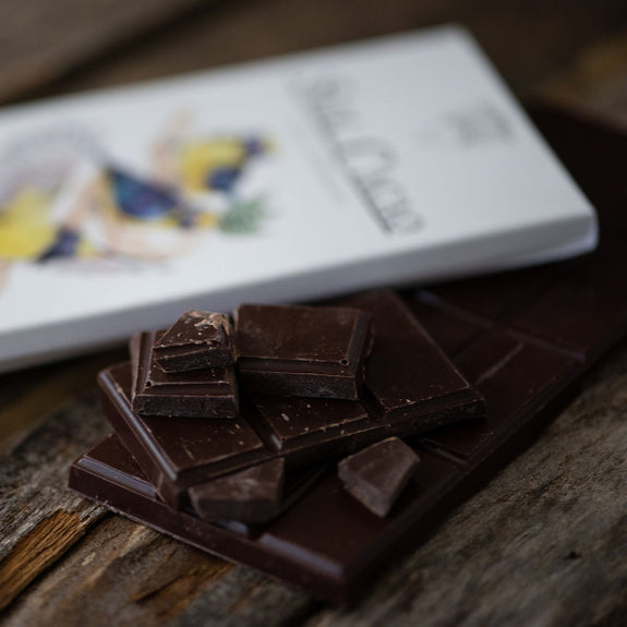 70% Ecuador Dark Chocolate - Sol Cacao - New York Makers