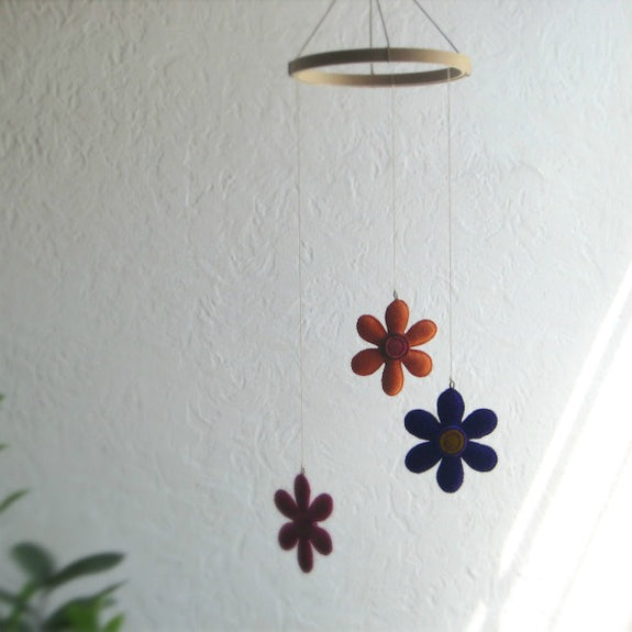 Flower Mobile - SimplyNu - New York Makers