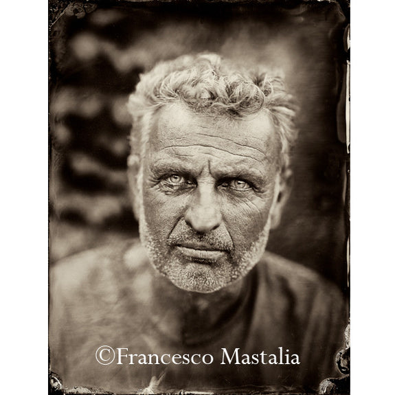 Portraits of New Yorkers: Jean-Paul Courtens - Francesco Mastalia Photography - New York Makers