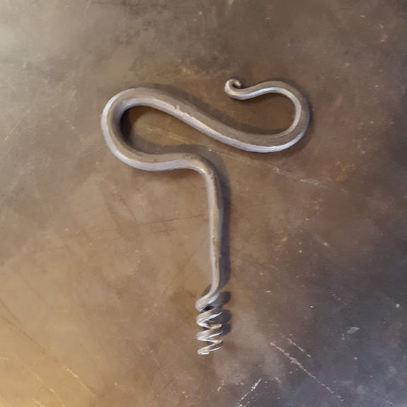 Hand-Forged Corkscrew