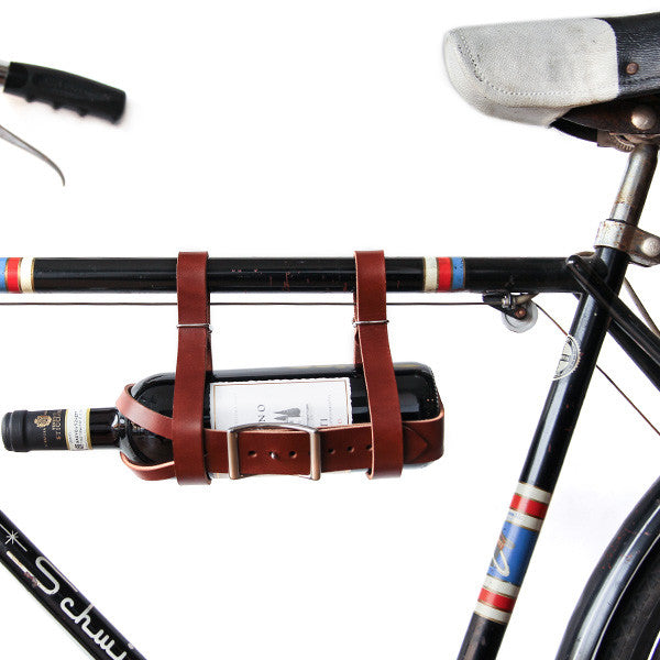 Bicycle Wine Carrier in Multiple Shades