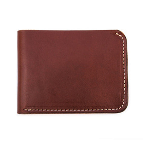 Bifold Wallet in Multiple Shades