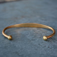 """Brooklyn"" Engraved Men's Bracelet"