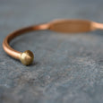 """Montauk"" Engraved Women's Bracelet - Jook & Nona - New York Makers"