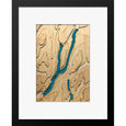 "Keuka Lake, NY 8"" x 10"" Frame in Multiple Finishes - Squirrel Hill Design and Craft - New York Makers"