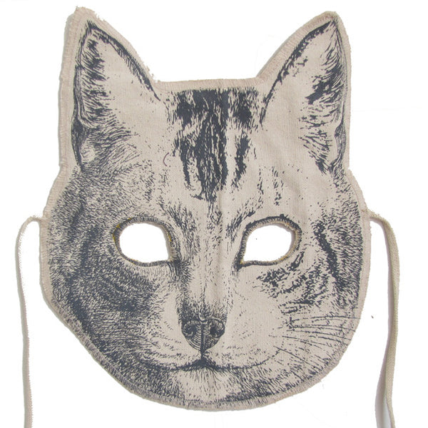 Kids' Cat Mask
