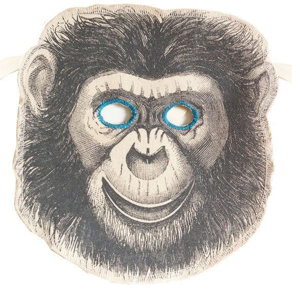 Kids' Chimp Mask