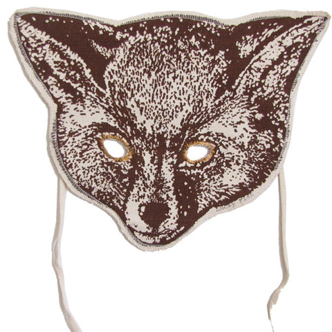 Kids' Fox Mask