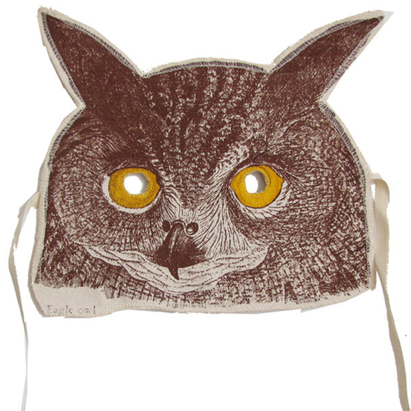 Kids' Owl Mask