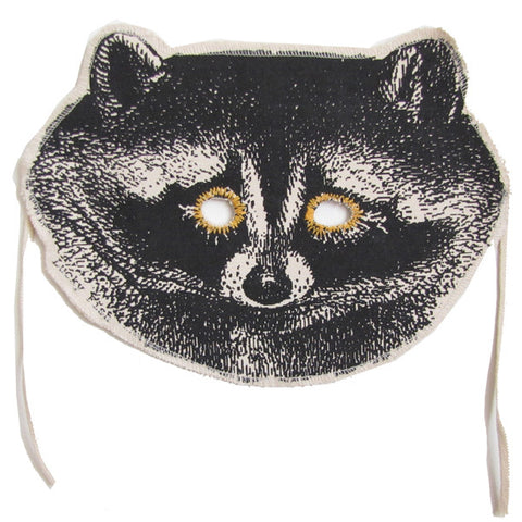 Kids' Raccoon Mask