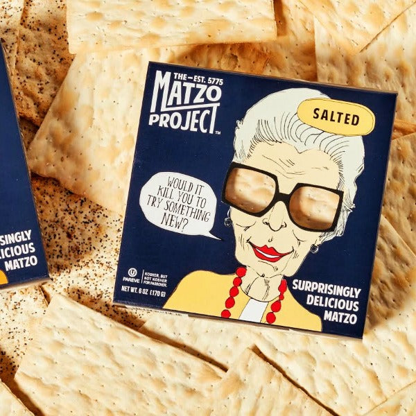 The Whole Megillah Matzo Kit