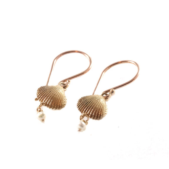 Mermaid Dangling Earrings - Gabriela Jewelry - New York Makers