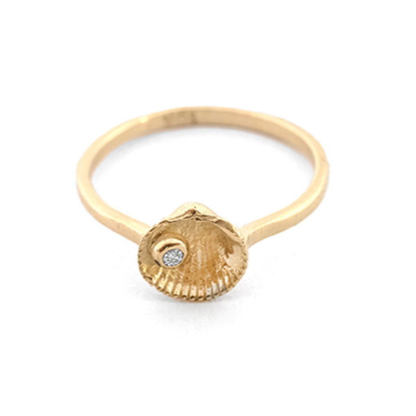 Mermaid Ring - Gabriela Jewelry - New York Makers