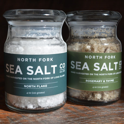Sea Salt Duo Set