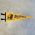 Buffalo Pennant - Oxford Pennant - New York Makers