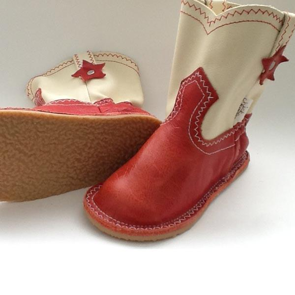 Toddler Cowboy Boots in Multiple Colors - Chickpea Kid - New York Makers