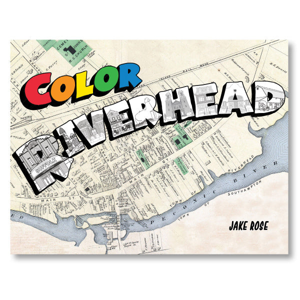Riverhead Coloring Book