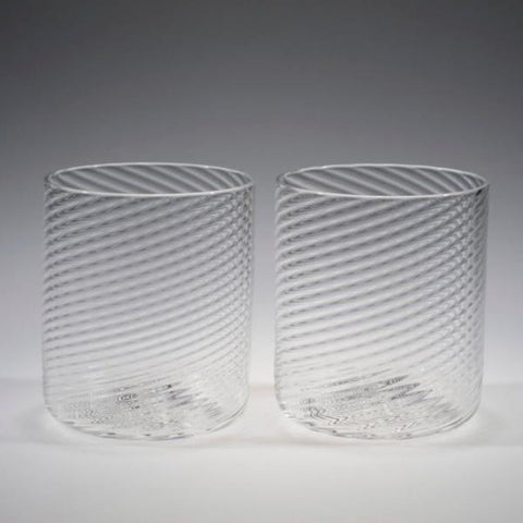 Handblown Cocktail Glasses