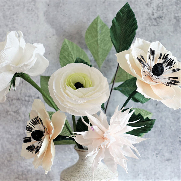 Bellport Paper Flower Bouquet