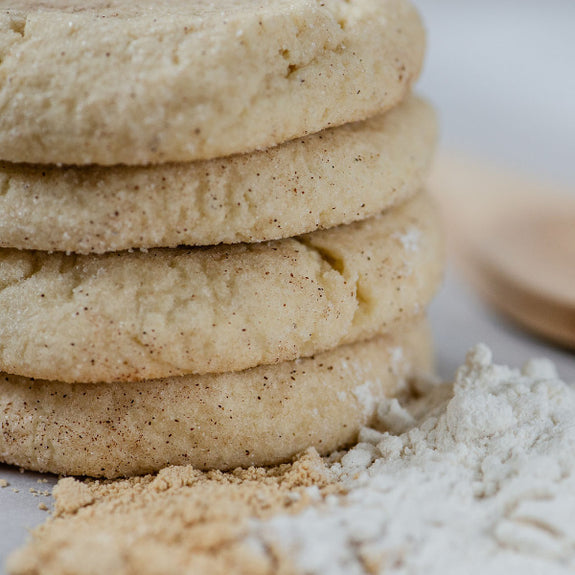 Apple Cider Sugar Cookies