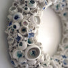 Porcelain Seashell Wreath